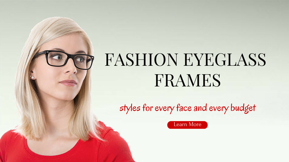 Fashion Eyeglasses Frames