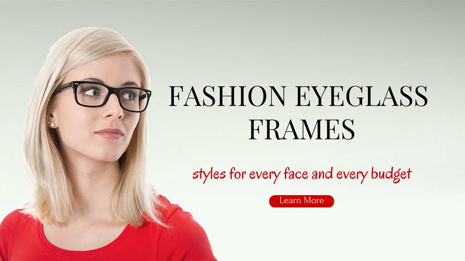 Fashion Eyeglasses Frames