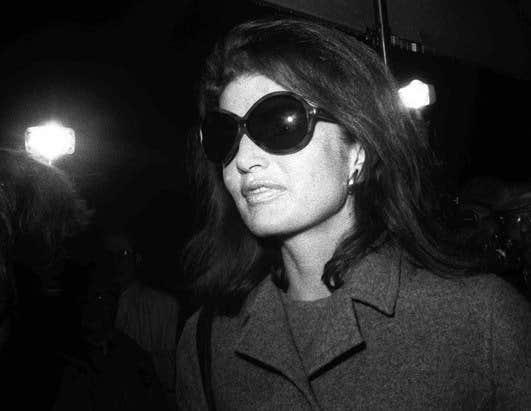Jackie Kennedy Oversize Eyeglasses