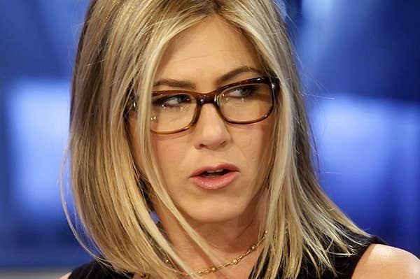 Jennifer Aniston eyeglasses