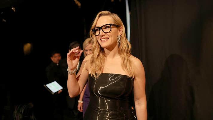Kate Winslet eyeglasses