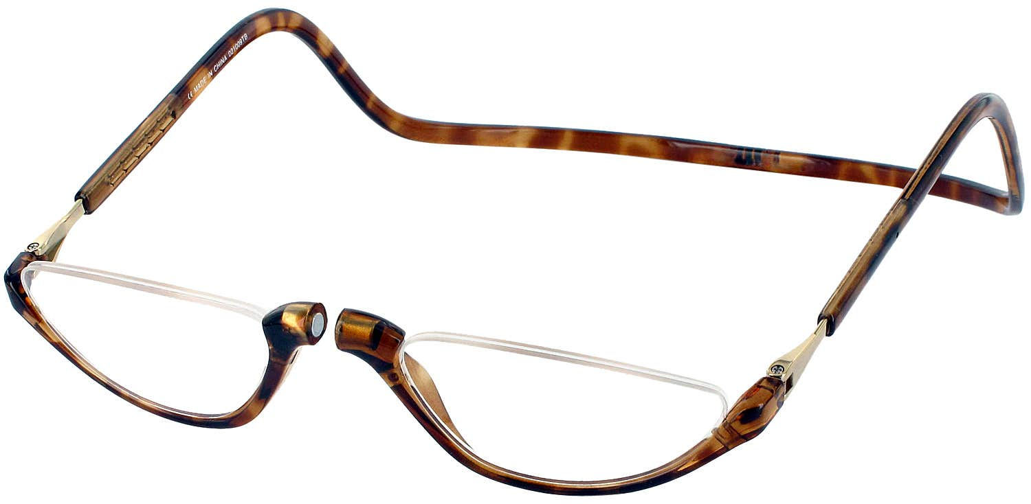 Magnetic Reading Eyeglasses