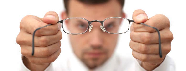 Men's Prescription Eyeglasses