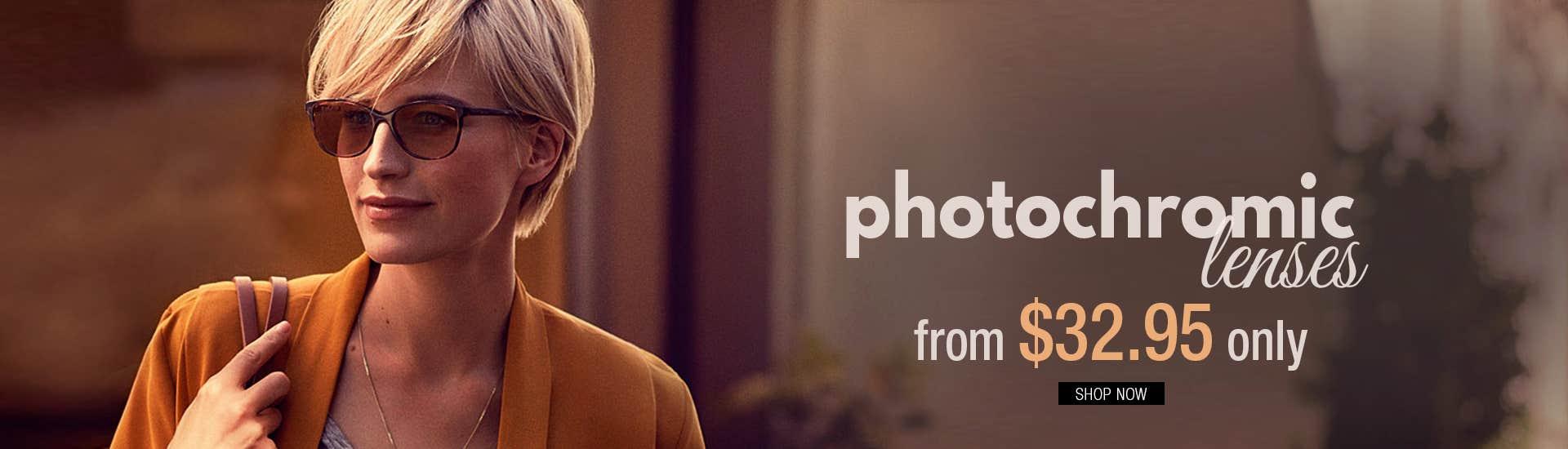 Buy Photochromic Lenses