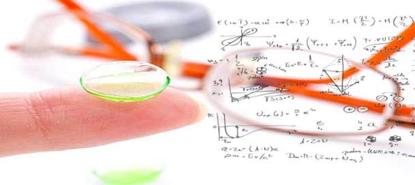 Prescription Contact Lens