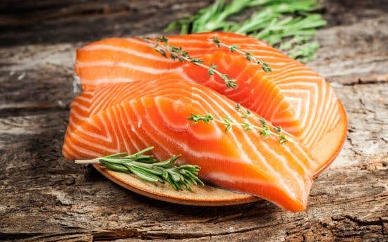 Salmon For Healthy Eyes