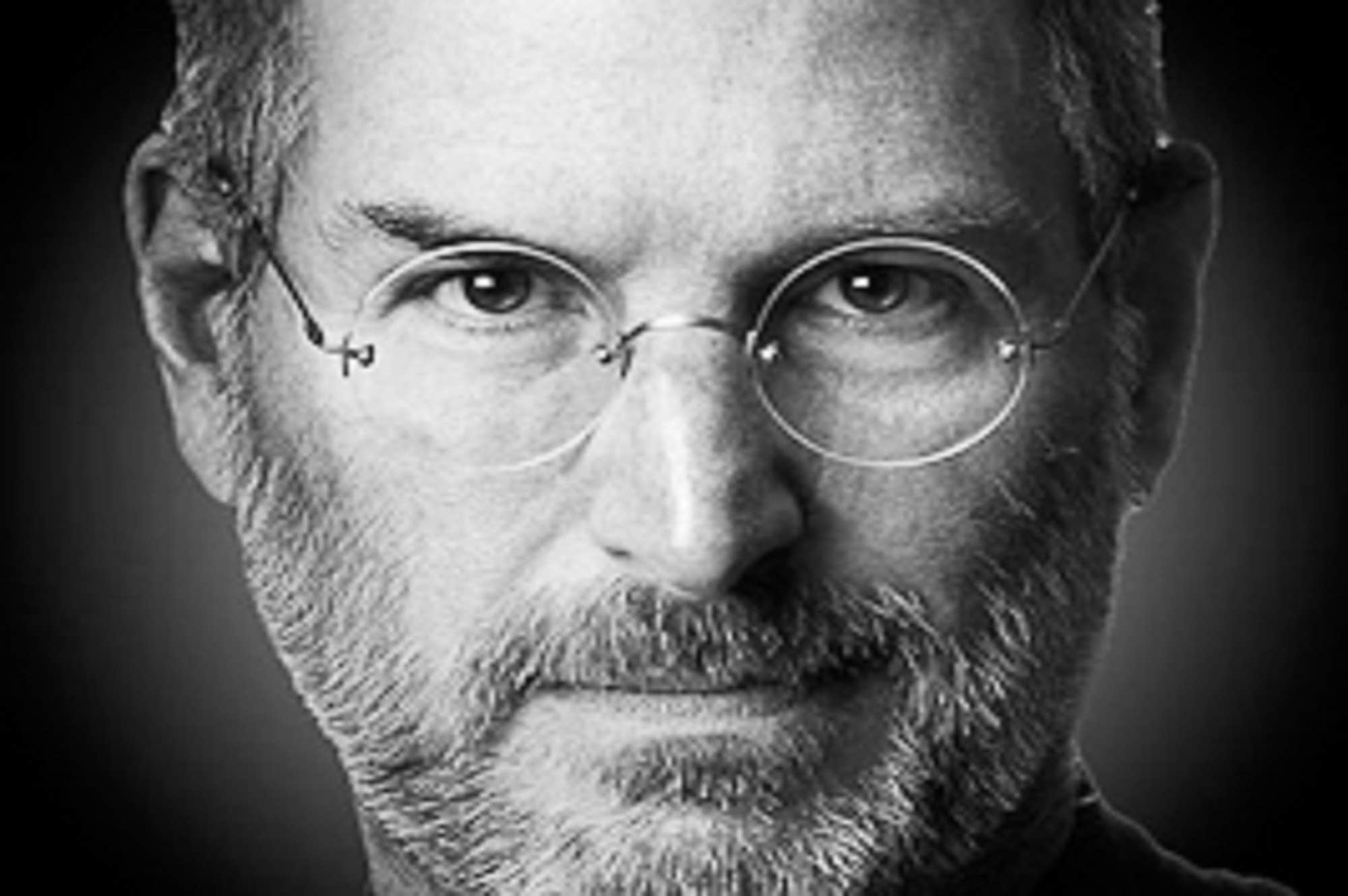 Steve Jobs Rimless Eyeglasses