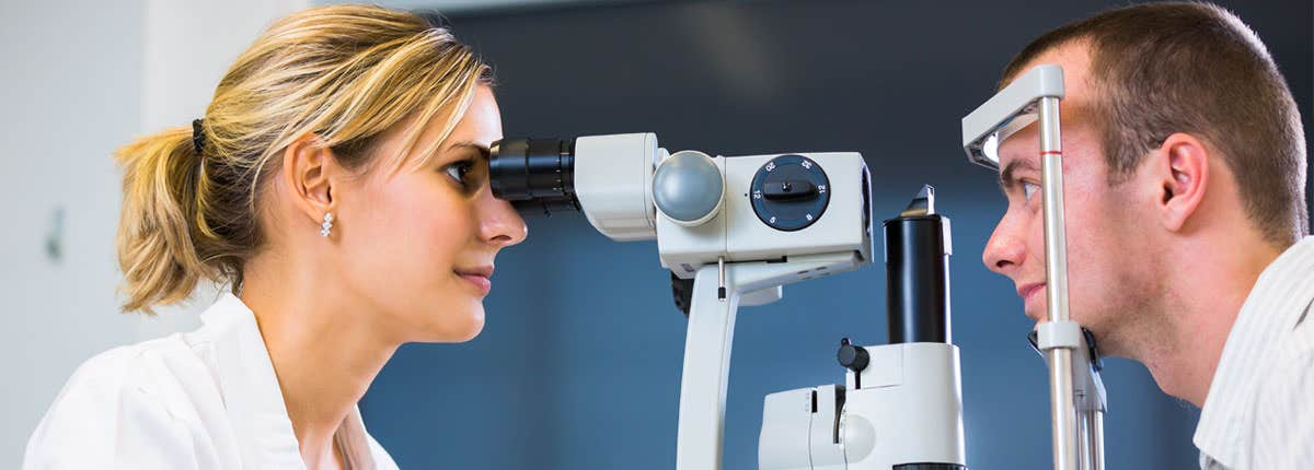 Visit Eye Specialist