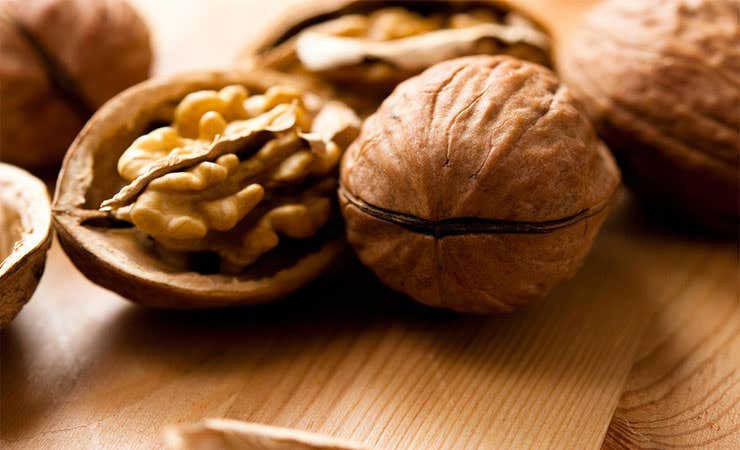 Walnut for healthy eyes