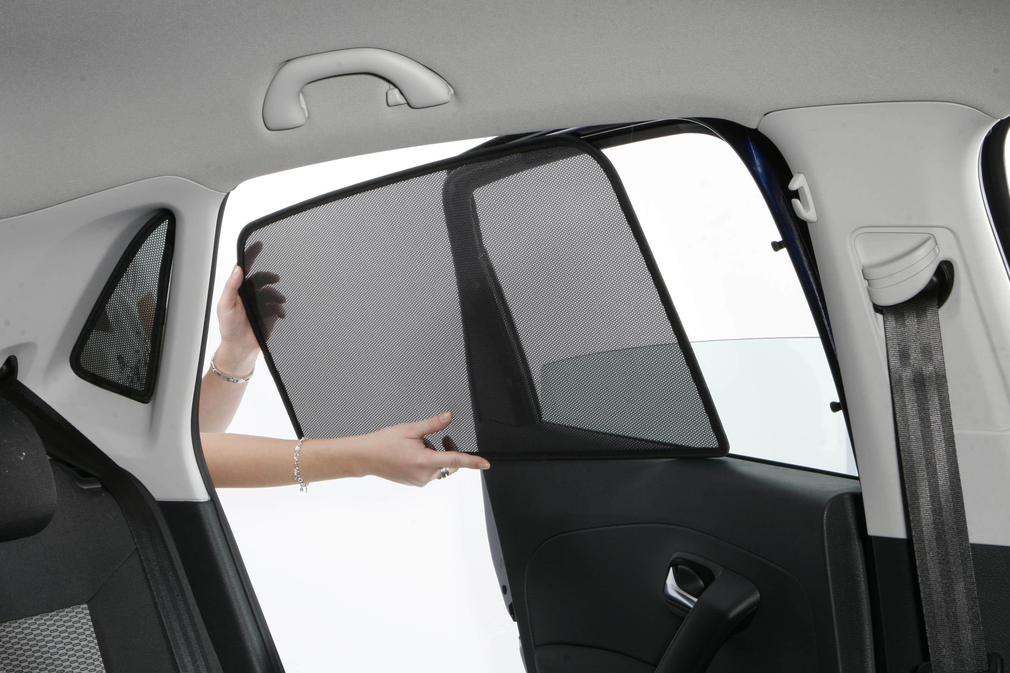 Windows of Car Closed