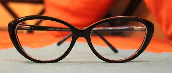 women cat eyeglasses
